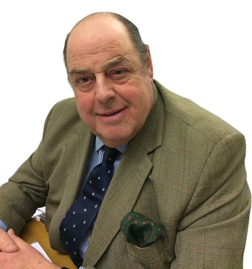 Rt Hon Sir Nicholas Soames