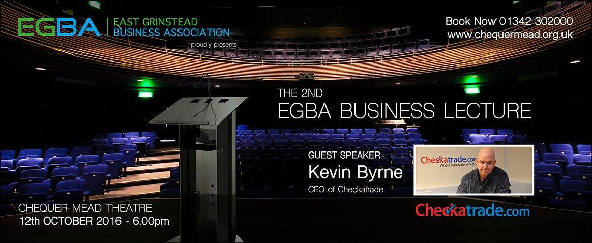 EGBA Business Lecture CheckaTrade