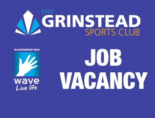 Job Vacancy at East Grinstead Sports Club